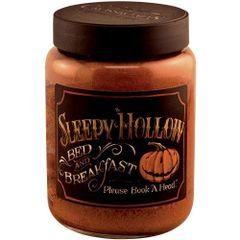 Sleepy Hollow Jar Candle, 26oz