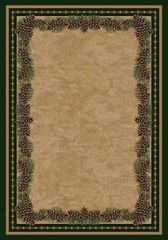 Pine Mountain Rectangle Rug