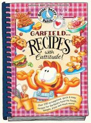 GARFIELD RECIPES WITH CATTITUDE COOKBOOK
