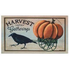 Harvest Gatherings Mat Insert