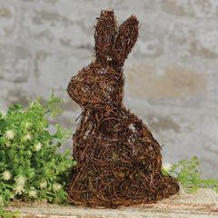 Angel Vine Flat Bunny, 4x6