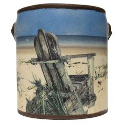 Beach Chair Farm Fresh Candle