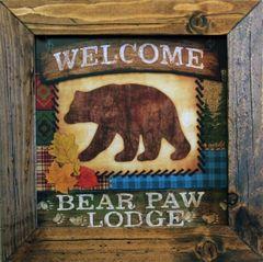 Welcome Bear Paw Lodge