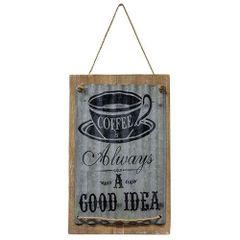 Good Idea Coffee Sign