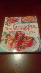 Everyday Simple Suppers Cookbook