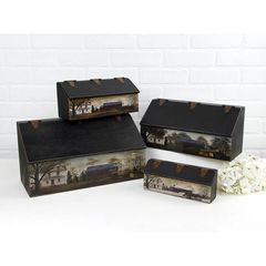 FOUR SEASONS COUNTRY BINS SET OF 4