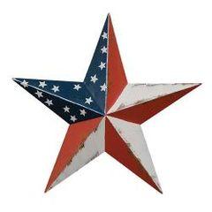 "Americana Barn Star - 24"""