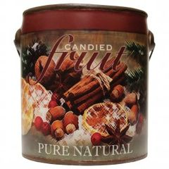 Candied Fruit Farm Fresh Candle