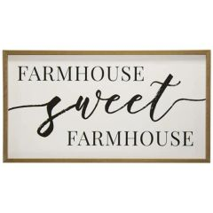Sweet Farmhouse Frame