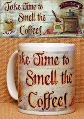 Smell the Coffee - 11oz Mug