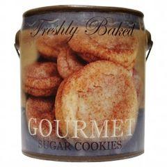 Gourmet Sugar Cookie Farm Fresh Candle