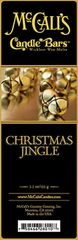 Candle Bars 5.5 oz Pack CHRISTMAS JINGLE