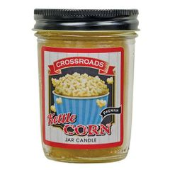 Kettle Corn 1/2 Pint Candle