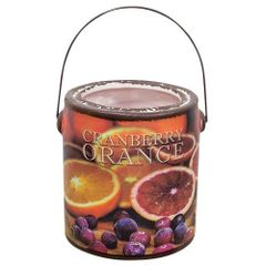 Cranberry Orange Farm Fresh Candle