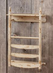 Wooden Shelf- Chair Back