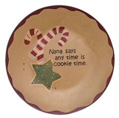 Cookie Time Plate