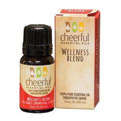 Wellness Blend Essential Oil