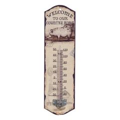 Country Home Thermometer