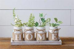 Mason Jars - Home