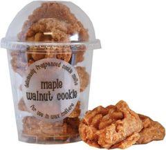 Maple Walnut Cookie Melts