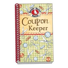 Cut & Save Coupon Keeper