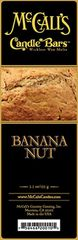 Candle Bars-5.5 oz Pack-BANANA NUT BREAD