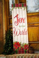 Joy to the World Extra Large Sign
