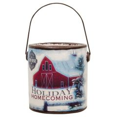 Farm Fresh Holiday Homecoming Candle