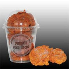 Pumpkin Spice Drops Cookie Melts