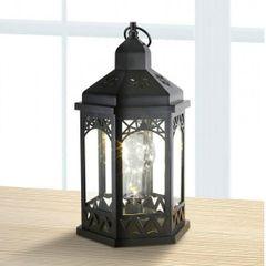 LED Shimmer Lantern