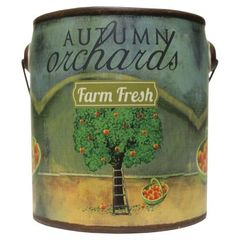 FRESH FARM COLLECTION 20oz AUTUMN ORCHARDS Candle