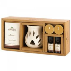 Walnut Vanilla Home Fragrance Gift Set