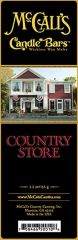 Candle Bars-5.5 oz Pack-COUNTRY STORE