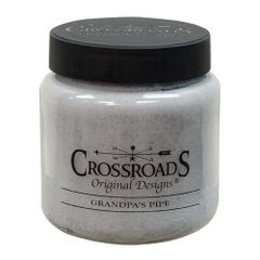 Grandpa's Pipe Jar Candle, 16oz