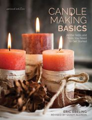 Candle Making Basics Book