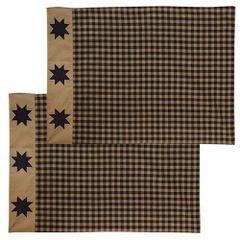 2/Set, Dakota Star Pillow Cases