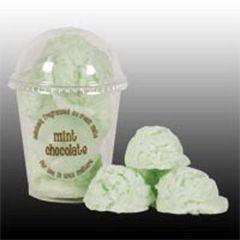 Mint Chocolate Ice Cream Melts