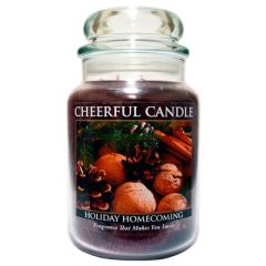 Holiday Homecoming Cheerful Candle 24 oz.