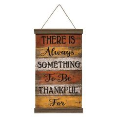 Always Thankful Banner