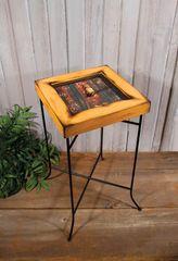 WOODLAND CLOCK TABLE
