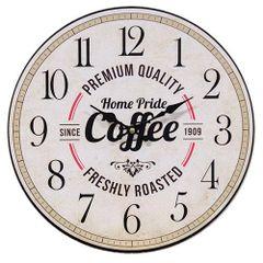 Home Pride Coffee Clock