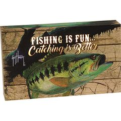 Fishing Is Fun LED Light Box