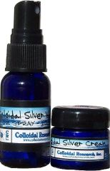 Silver Travel Pack - OUT OF STOCK-