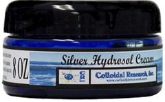 8 Ounce Silver Hydrosol Cream 30PPM