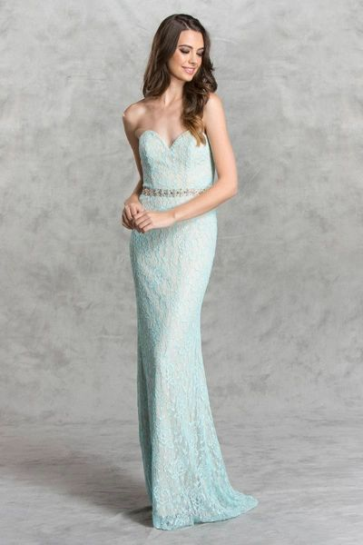 ASPEED Wedding Gowns Long Dresses Style #L1450 | Texas Divas ...