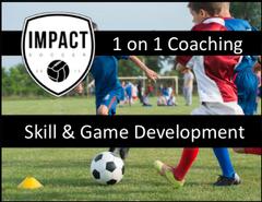 Skill & Game Development - 1 on 1 Coaching