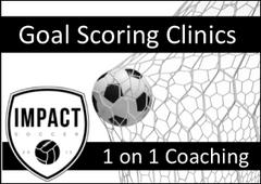 Goal Scoring Clinics - 1 on 1 Coaching