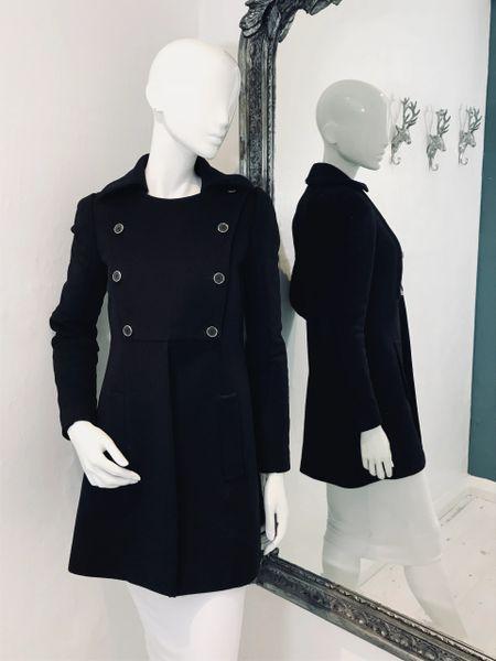 c399edf4f Chloe Black Coat. Size 36FR   Shush at The Wellington