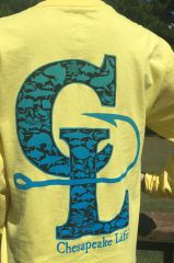 CL Fishing Hook Long Sleeve