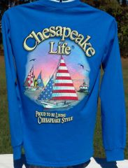Skipjack Long Sleeve